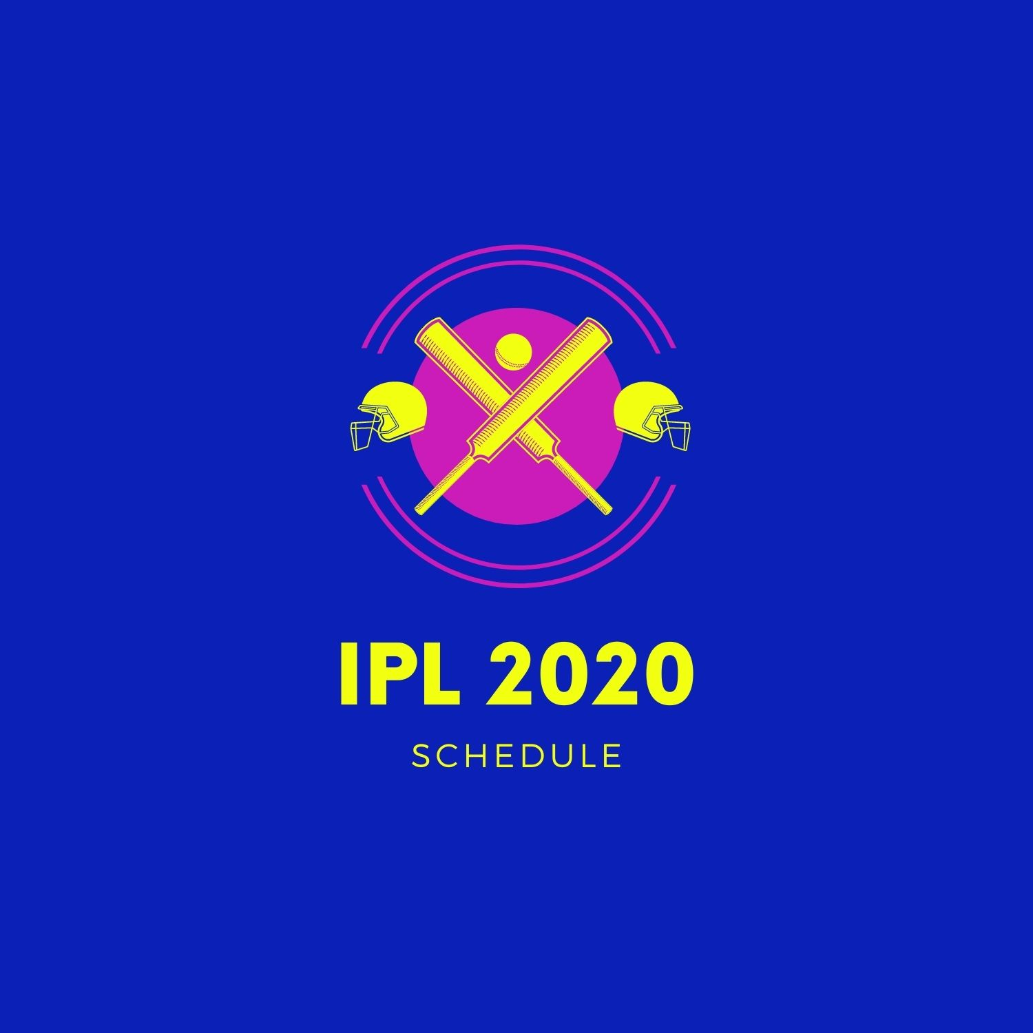 Vivo Ipl 2020 New Schedule Update Venue And Starting Time From 19th September To 10th November 2020 Invasion 24