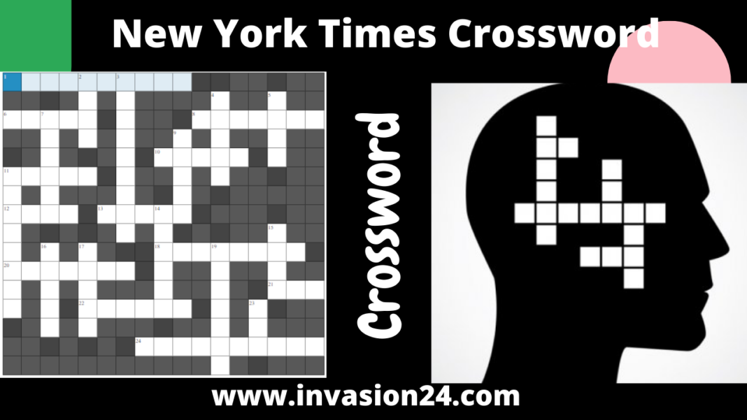 New York Times Crossword Answers - Friday October 30 2020 ...